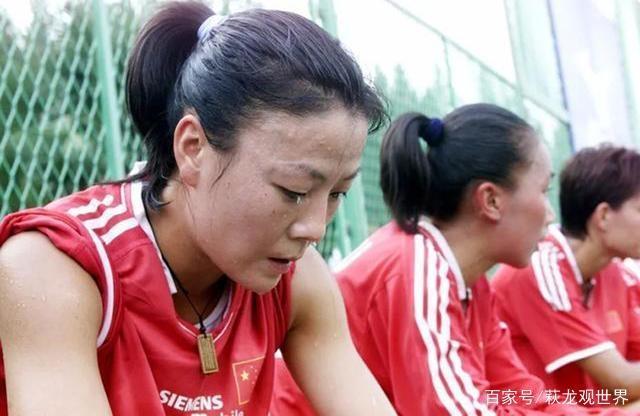 关于昔日中国女足7号快刀前锋张欧影 你可能