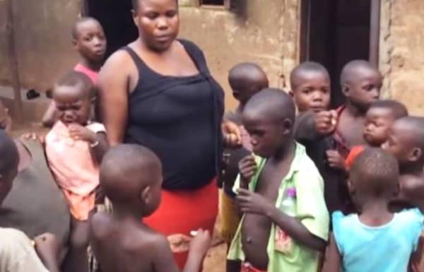 女子生44个孩子,稀奇!