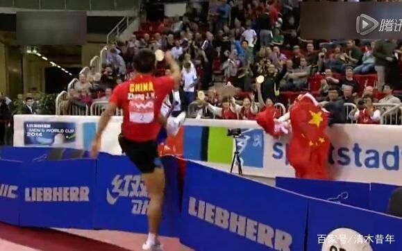 """张继科后,又一乒乓球世界冠军被罚,曾经是""""金牌陪练"""""""