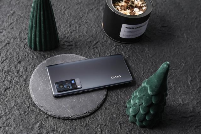 科技與時尚的完美融合,vivo X60 Pro顏值再創新高