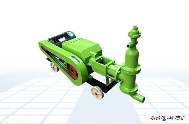 单缸砂浆泵广泛用于道路、桥梁、水坝、国防、矿山等建筑工程施工