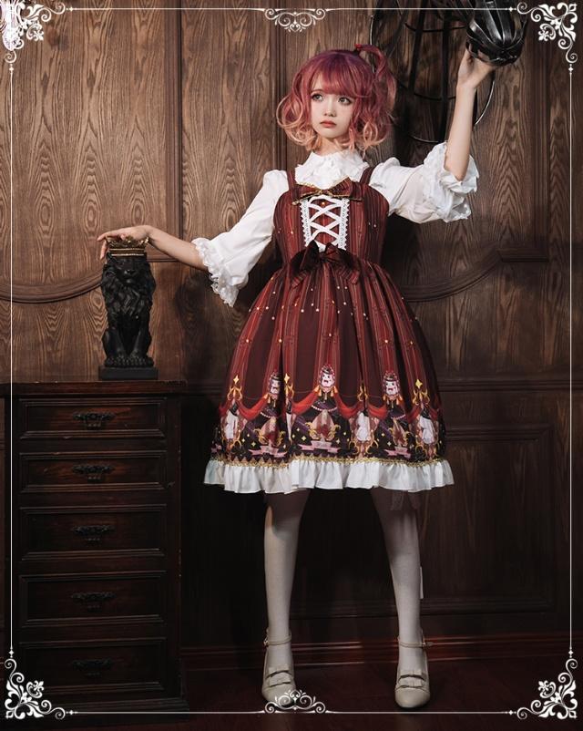 「穿洛丽塔洋装拍摄的av」洛丽塔洋装