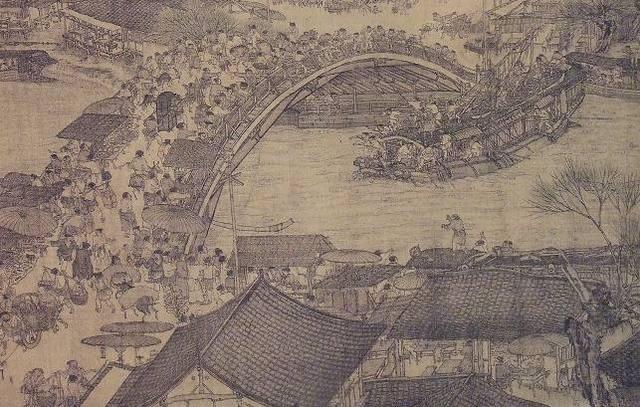 中国四大传世名画!每一幅都是镇国之宝!不愧为中华文明纪录者!