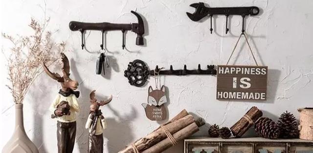铁艺loft轻松打造属于你的复古气质