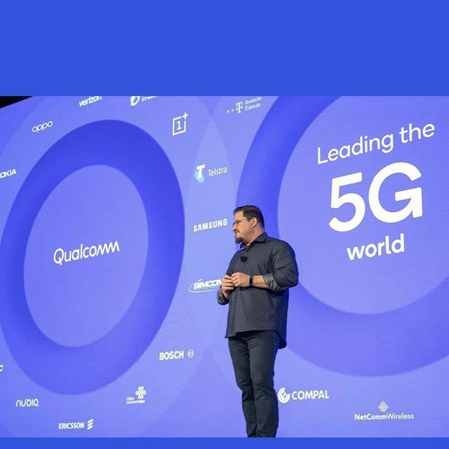 高通總裁安蒙:中國市場平均每秒出貨 5 部 5G 手機