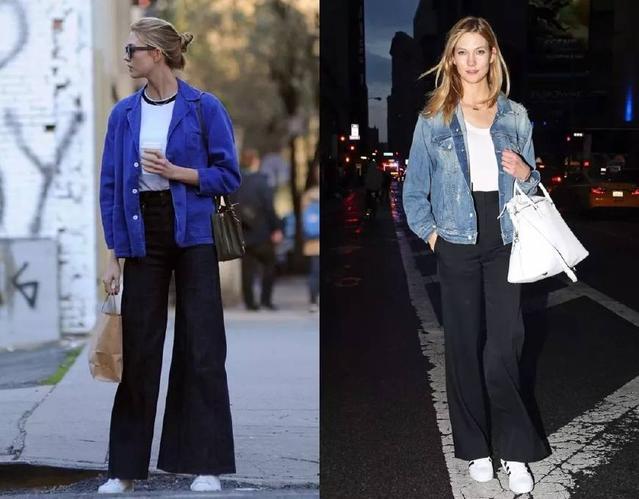 牛仔外套搭配什麼樣的下裝最時髦呢?