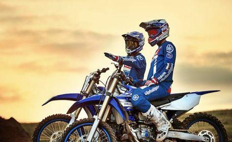 2019雅马哈越野摩托车作出重大革新实现手机APP调节动力参数
