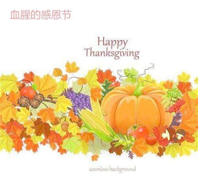 感恩节是最罪恶与伪善的节日-華夏娛樂360