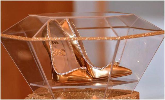 世界上最贵的高跟鞋,竟然达到了1.2亿人民币!