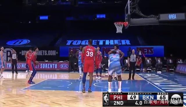 籃網半場大冷門!費城雙子星15中4的新星給杜歐帶來尷尬
