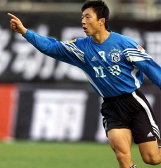 中国足球史上十大本土射手,韩鹏、郝海东在列
