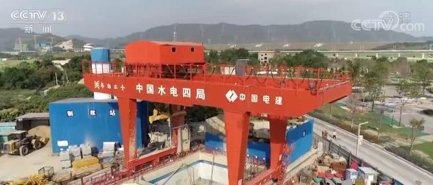 珠三角水資源配置工程全面開工