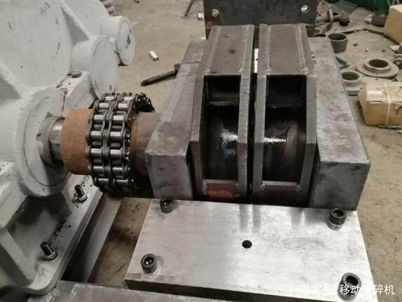 废旧钢筋切断机结构特点