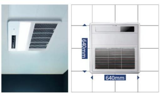 大金家用厨房中央空调怎么样?