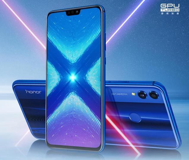 荣耀8X和8X Max手机发布,大屏时代又来