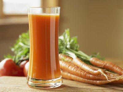 胡萝卜榨汁或水煮一周瘦18斤-轻博客