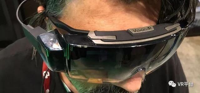 哪款AR眼镜好?看看2018最新AR眼镜排名 AR资讯 第8张