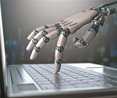 """站长,必看,网站建设,系统,选择,知识,如今, . 自动""""抓取""""海量信息 写稿机器人""""抢""""饭碗?"""