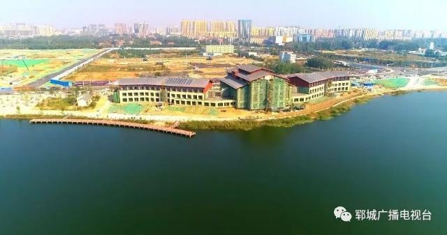 郓城GDP_菏泽港航经济大动脉现端倪
