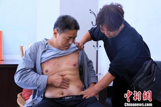 传奇新服网退伍军人吕保民入选年度《感动中国》十大人物