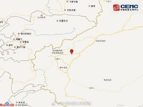伽师县4.8级地震详情曝光造成什么影响?遭遇地震该如何自救方法一览