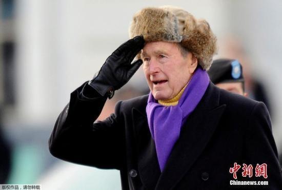 老布什最后遗言是怎么回事?老不什享年多少岁?