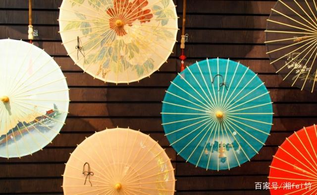"""流传千年的""""伞""""文化"""