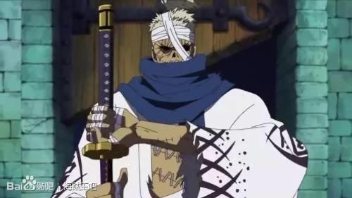 「海贼王之开局一把黑刀秋水」剑豪龙马