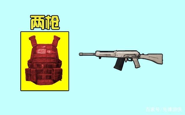 绝地求生:游戏中这5把武器被称为三