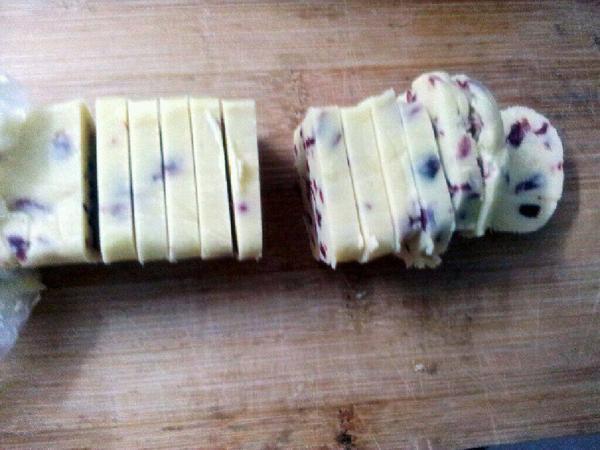 低脂瘦身餐|蔓越莓饼干-轻博客
