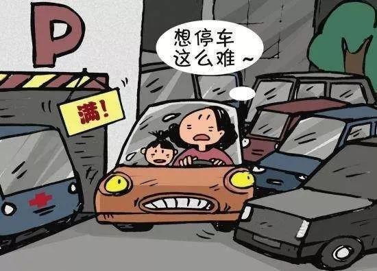 看病停车难?溧阳中医院即将使用循环式立体停车位!