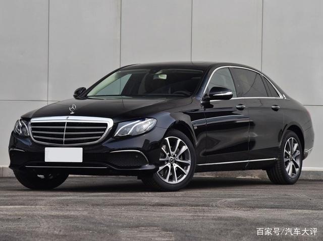 上半年豪华品牌汽车销量排名,北京奔驰夺冠,一汽红旗表现优异