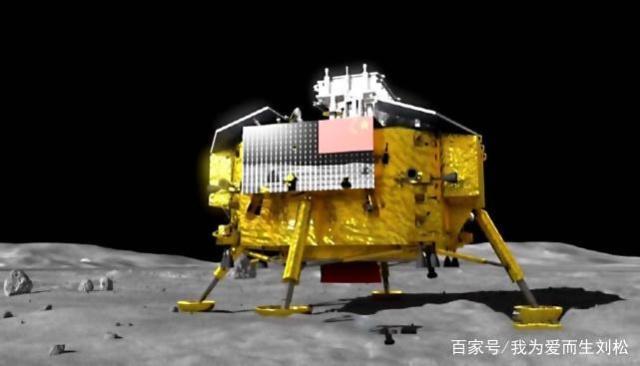 嫦娥四号登月背,各国网友这么说,日本人和美国