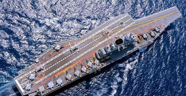 苏联曾拥有10艘航母都在哪儿?俄罗斯只继承1