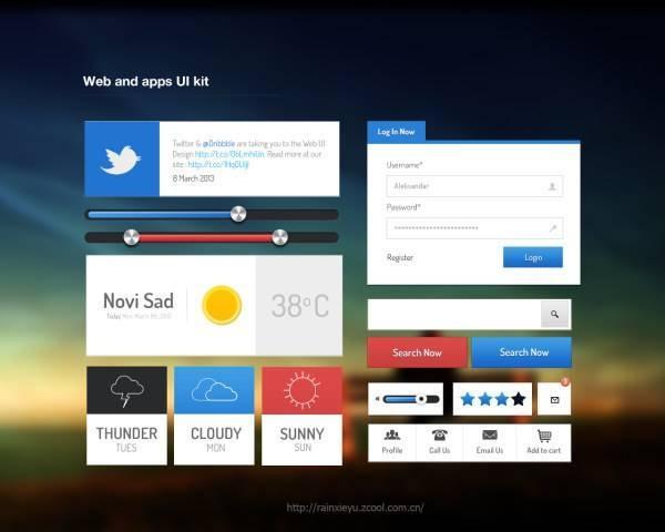 单页Web App UI开发思想第1部分