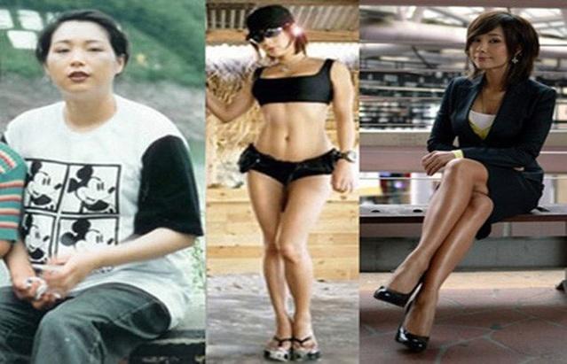 """韩国""""瘦身教主""""郑多燕140斤减肥至100斤,现在-轻博客"""