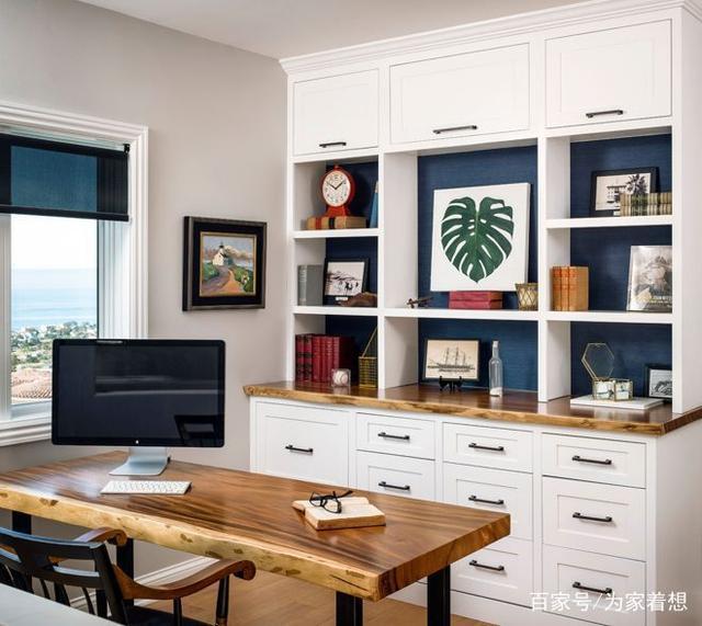 10个博彩游戏娱乐平台又实用的家庭办公室(书房),您喜欢吗?