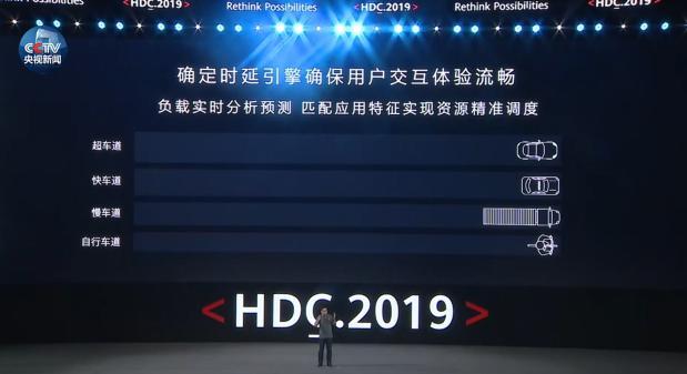 華為今日正式發布自有操作系統:鴻蒙