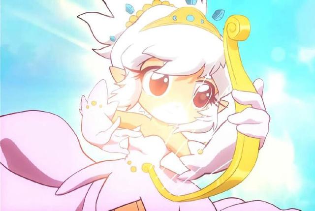 洛克王国圣龙骑士 洛克王国圣龙的心愿百度百科