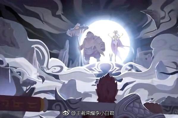 无忧猛士猪八戒降临王者大陆,大师兄和二师兄终于见面了