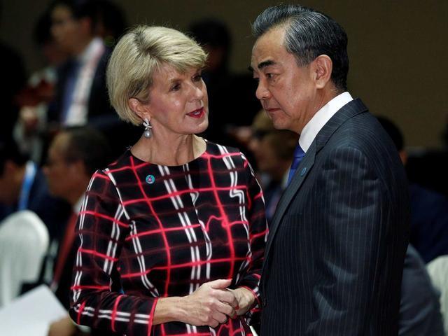 澳大利亚防长:澳对遏制中国不感兴趣 中方:望澳方同中方相向而