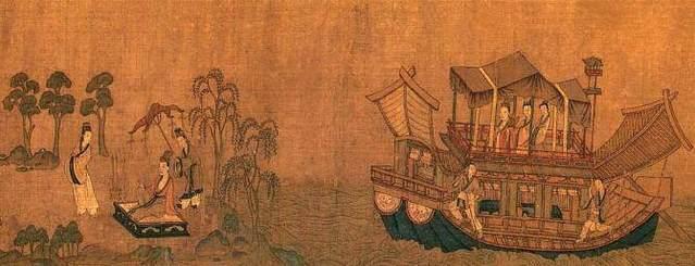 中国五大超长篇幅名画,《清明上河图》排不上名