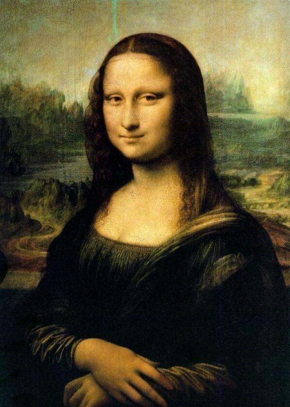 西方名画中的人物,你都知道是谁吗?(一)