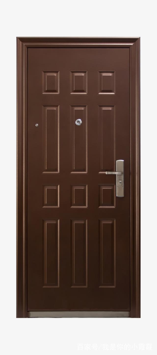 家居干货:你的防盗门真的防盗吗?(防盗门知识大全)莱芜防盗门换锁(图3)