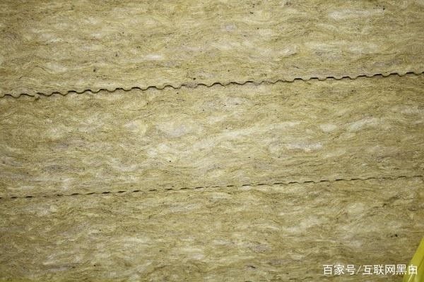 保温材料如何识别?怎样辨别岩棉板的好坏?