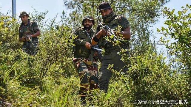 新年第一炮!印巴兩國在2021年突然大炮戰,克什米爾繼續封鎖