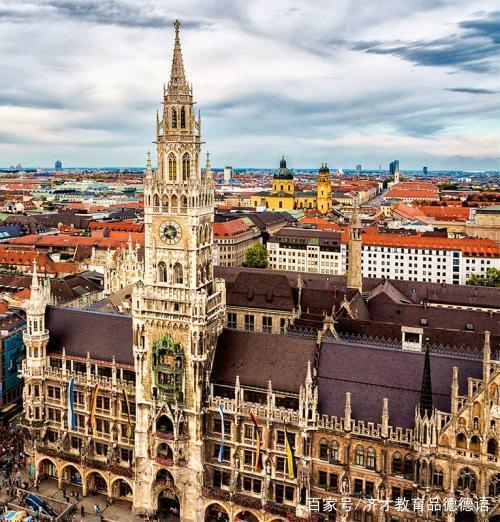 全球最适宜居住的城市TOP10,德国数量最多,其