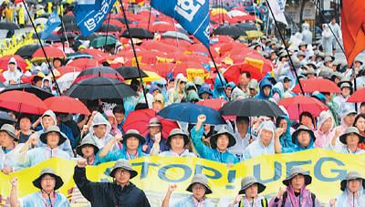 世界多国喊话:美日不要让朝鲜半岛重燃战火