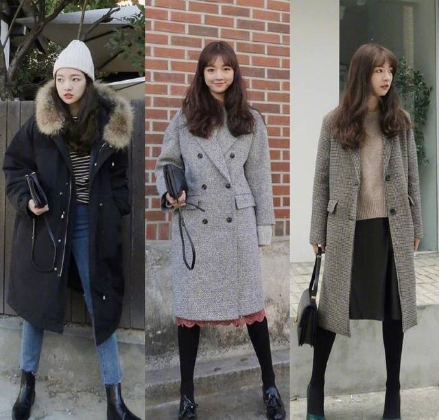 18套秋冬穿搭示范,女生变成女神的实用技巧,让你一秒Get!