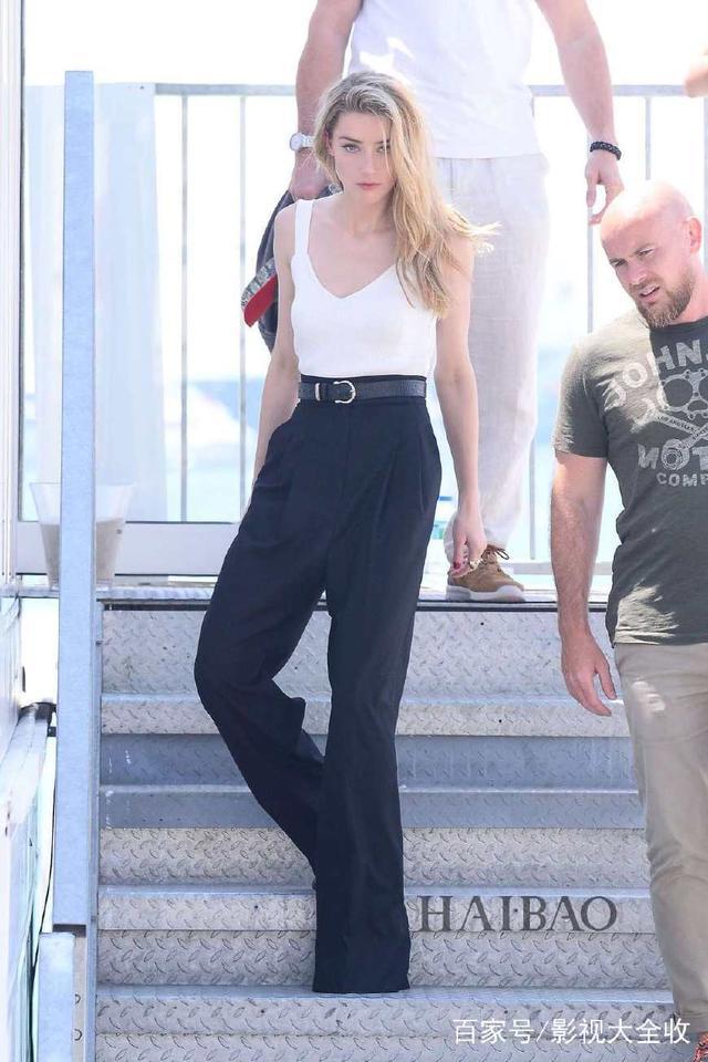 艾梅柏·希尔德 (Amber Heard) 夏季街拍合辑,超美